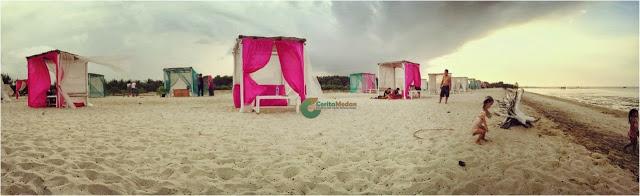 Romance Bay, Pantai Romantis