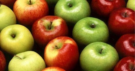 Pisahkan Apel Dengan Buah Lainnya