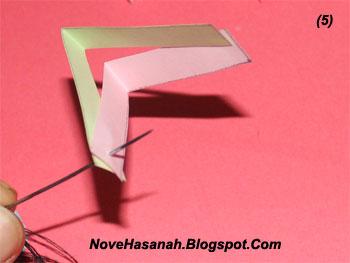 cara membuat lampion imut dari kertas bekas 4